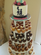 Red Bank Wedding Cakes Guide Cupcake Magician 1