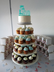 Red Bank Wedding Cakes Guide Cupcake Magician 6