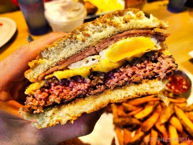 Taylor Sam's 1 of 26 burger