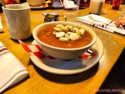 Taylor Sam's 19 of 26 soup