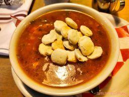 Taylor Sam's 20 of 26 soup