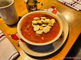 Taylor Sam's 21 of 26 soup