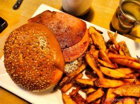 Taylor Sam's 6 of 26 burger