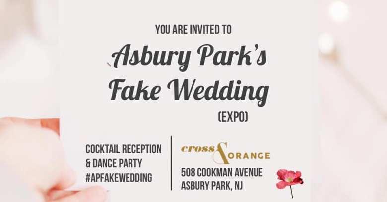Asbury Park's Fake Wedding (Expo)