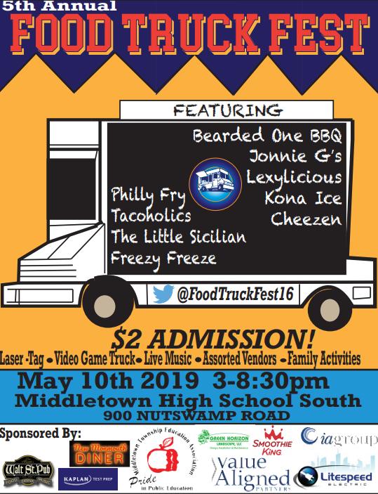 Middletown Food Truck Festival 2019