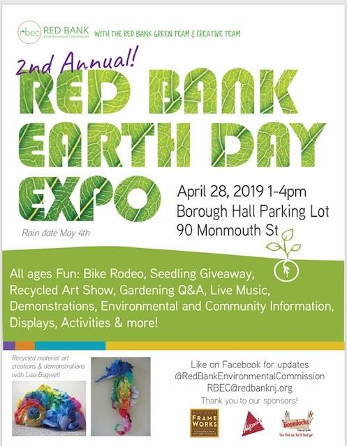 Second Annual Red Bank Earth Day Expo 2019
