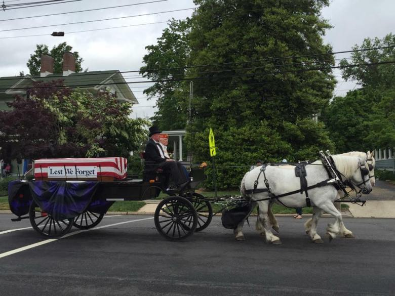 145th Freehold Memorial Day Parade
