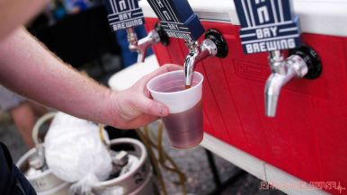 Brew by the Bay 2019 Craft Beer Festival 16 of 56 Raritan Bay Brewing
