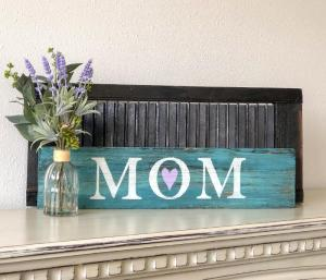 Mother's Day 2019 Board & Brush