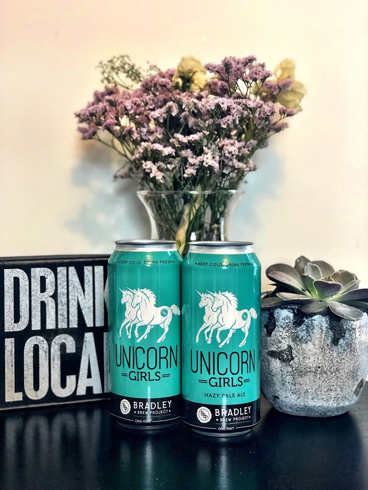 Unicorn Girls Can Release at Bradley Brew Project